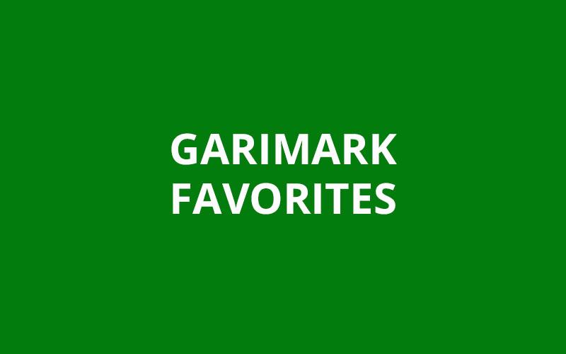 Garimark-Favorites