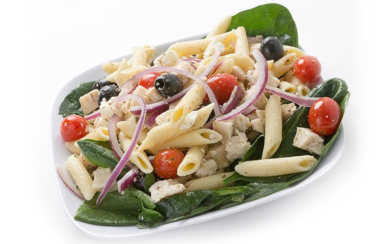 Greed Chicken Salad